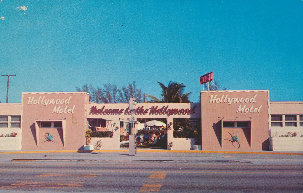 Hollywood Motel - Hollywood, Florida