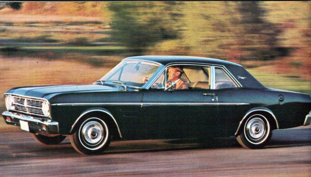 1967 Ford Falcon Futura Club Coupe | coconv | Flickr