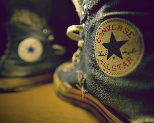 My dearest Chucks | by Anders Ragnar Meinander