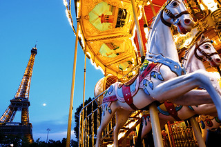 merry-go-round | by madalena.leles