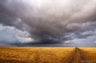 Stormy sky over rural Kansas | by ryanmcginnisphoto