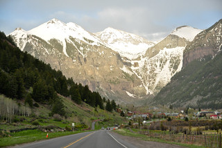 On the road into Telluride | by Snap Man