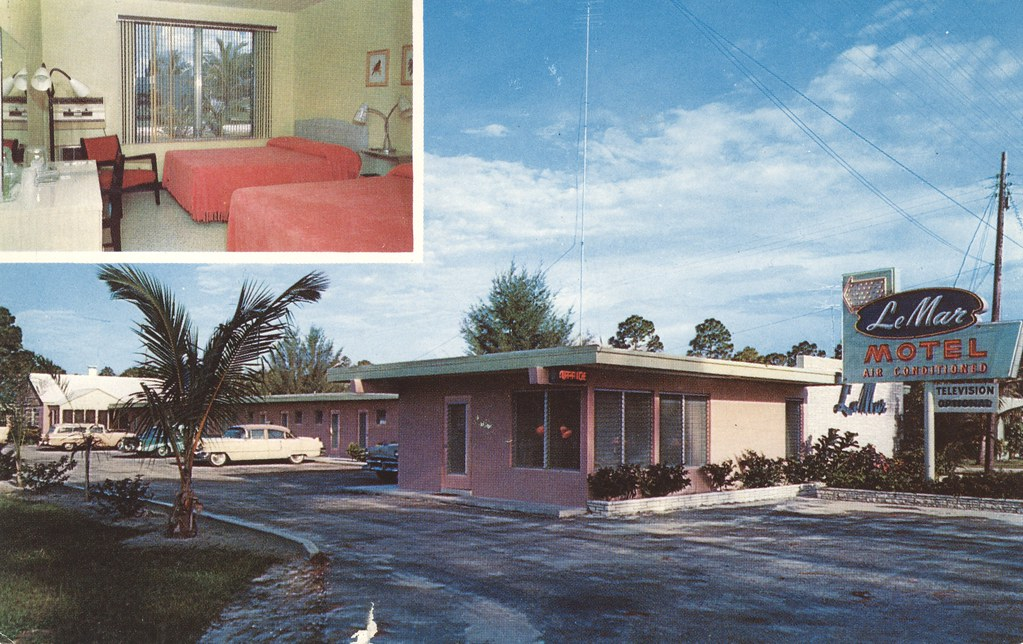 Le Mar Motel - Fort Myers, Florida