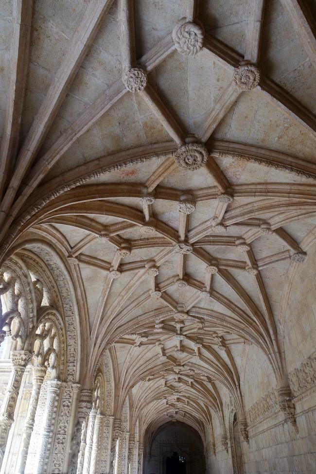 Lisbona - Belem, Monasteiro dos Joronimos (3)