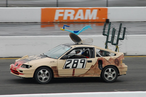 24 Hours of LeMons | by Telstar Logistics