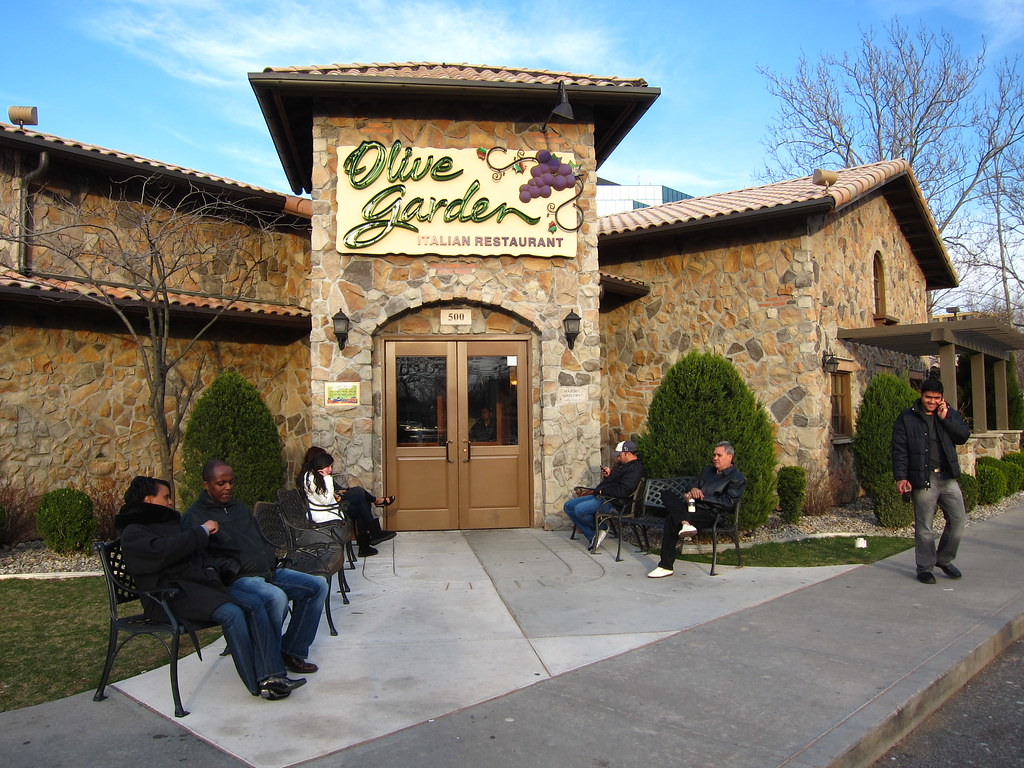 Awesome Olive Garden Secaucus Ensign - Brown Nature Garden ...
