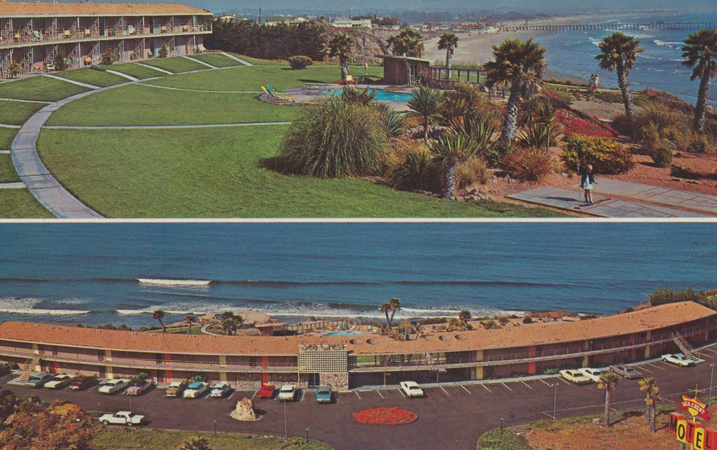 Sea Crest Motel - Pismo Beach, California