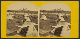 Camp Hamilton, Fortress Monroe, Va. (LOC) | by The Library of Congress
