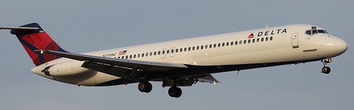 Delta Airlines McDonnell Douglas DC9-51 N770NC | by Winglet Photography