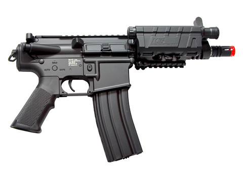 JG M4 Pistol CQB Airsoft Gun Lipo Ready Striker Package