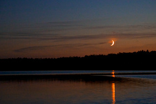 Crescent Moon | by alumroot
