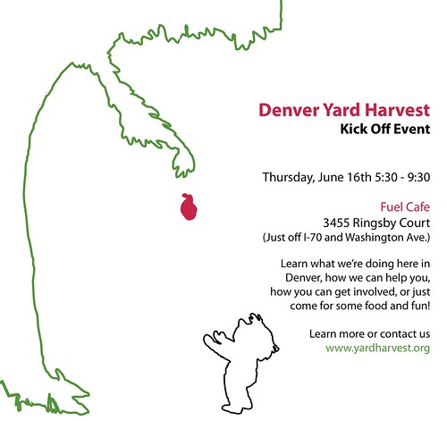 Denver Yard Harvest Kick Off Event | by mraible