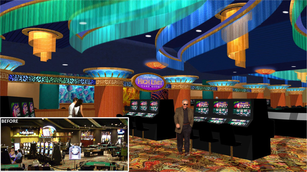 Crystal palace casinos casino prince in profile
