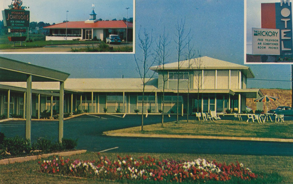 Hickory Motel - Hickory, North Carolina