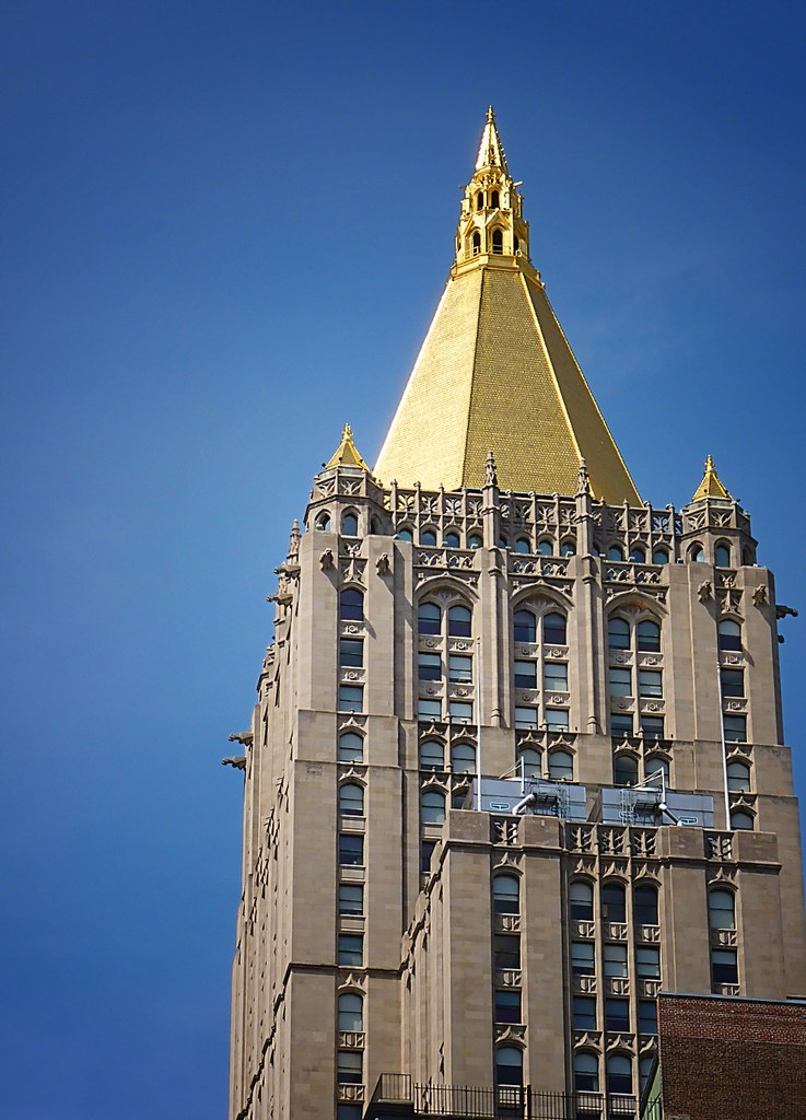 Awesome ... New York Life Insurance Building,Midtown,New York City 3 | By Vivienne  Gucwa