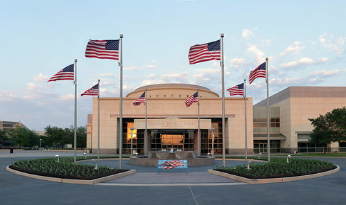 George Bush Presidential Library | by Jujutacular