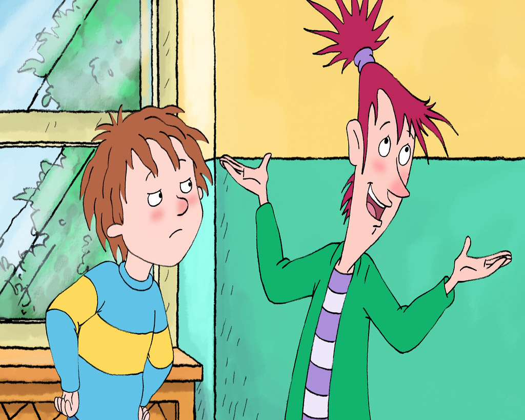 Horrid Henry And Moody Margaret