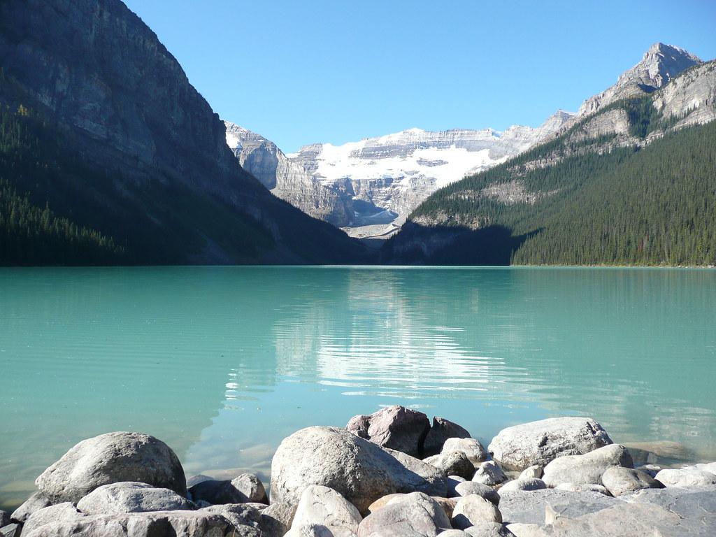 Ana Paula Leme lake louise - montanhas rochosas - canadá   ana paula d. m.
