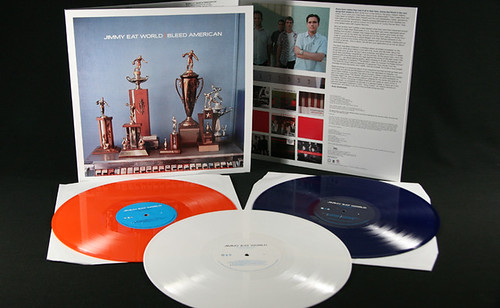 "Jimmy Eat World ""Bleed American"" 