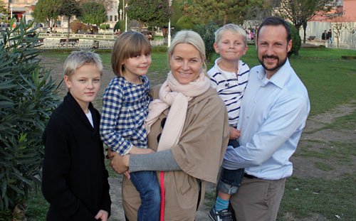 Crown Prince Haakon and his family | by World of Royalty