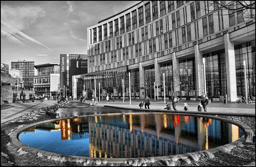 Liverpool One(selective colour) | by Hazeldon73