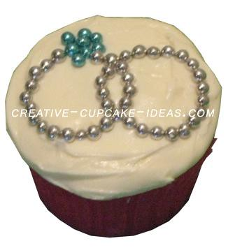 Bridal Shower Cupcake Decorations