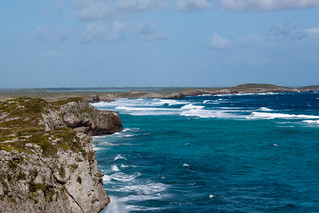 Middle Caicos Cliffs #2 | by timsackton