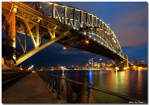 Sydney Harbour Bridge | by Steve Daggar