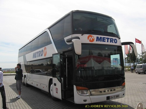 201010917 01 Ankara Setra double deck | by Andrew Reynolds transport view