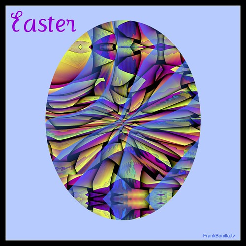 Easter Egg Too! | by Visual Artist Frank Bonilla