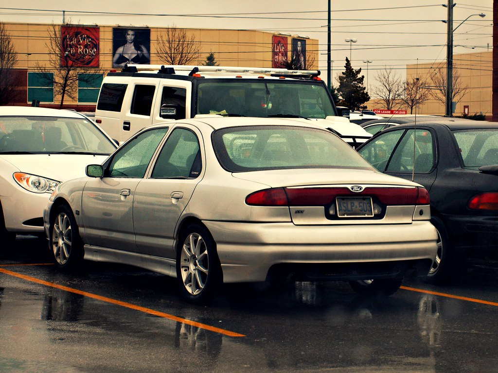 1998 ford contour svt by msvg