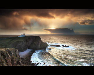 Looking West Stoer | by angus clyne