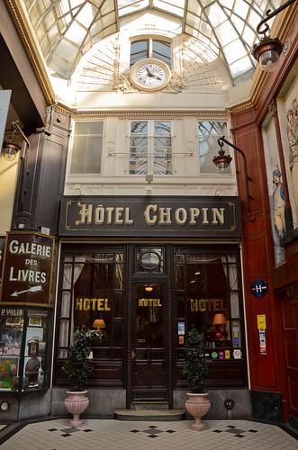 Hotel Chopin  Ef Bf Bd Paris