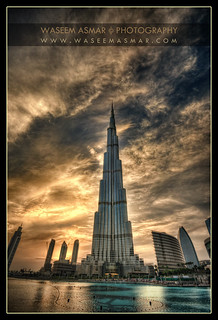 Burning Sky Over Dubai (Burj Khalifa) | by Falcon EyE
