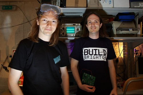 BuildBrighton T-Shirt Photoshoot - 2 | by barnoid