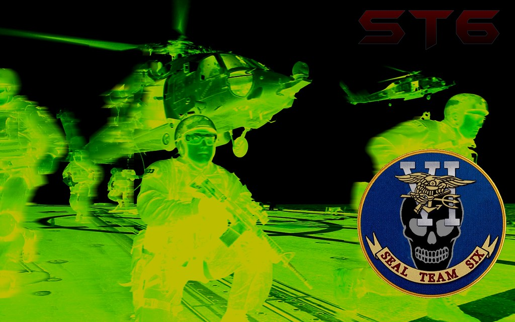 Navy Seals Team Six Wallpaper