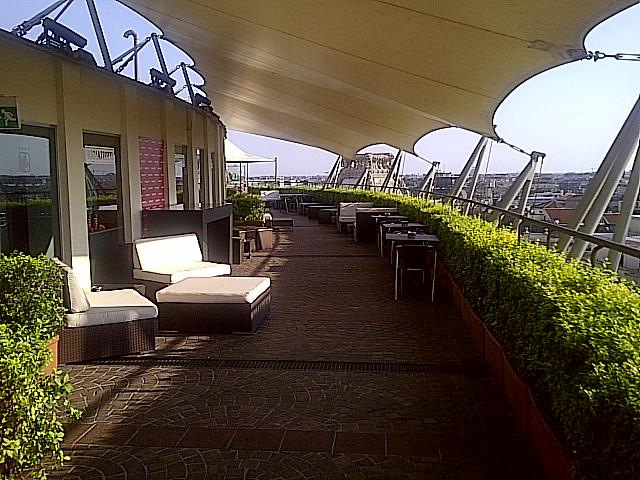 Hotel Dei Cavalieri Terrazza | The beautiful terrace of Hote… | Flickr