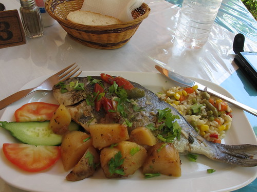 My post Samaria meal at the Kri Kri Cafe | by amcgore