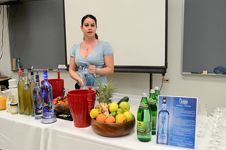 Shonna Pinheiro, OCEAN Vodka | by Slow Food Maui