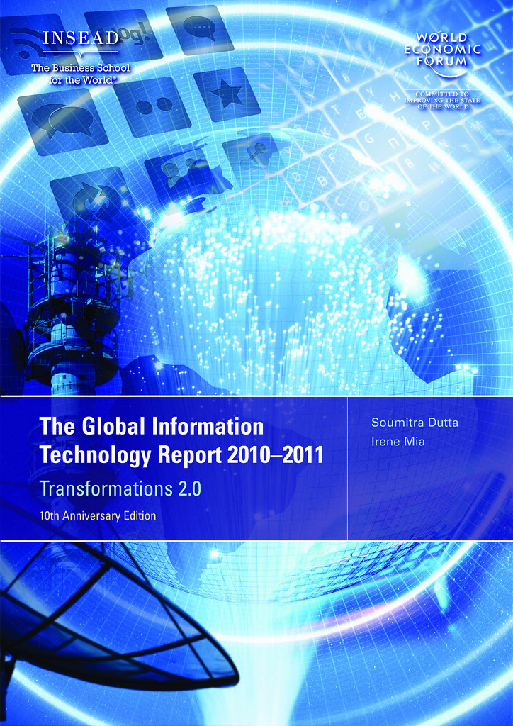 the global information technology report 2010 2011 by world economic forum