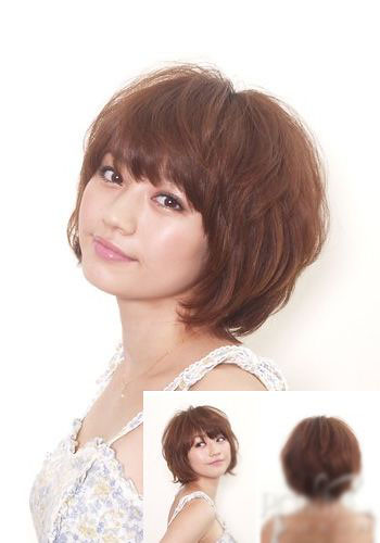 gud hair style japanese style summer bob hairstyles 2 daniellelee flickr 5147