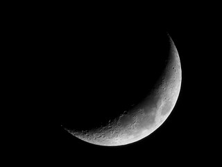 moon 20110408 | by Mr. Objective
