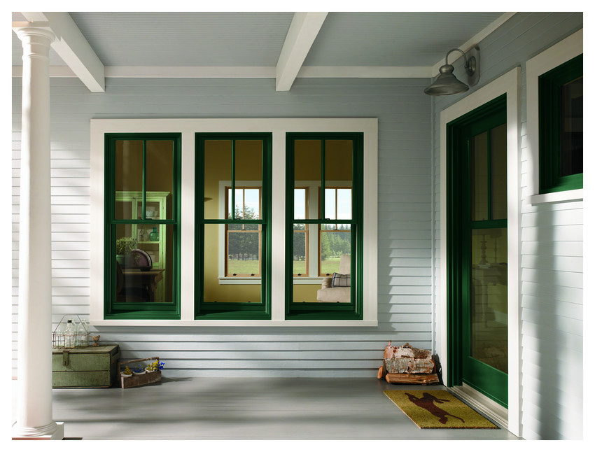 ... 400 Series Windows And Patio Door With Exterior Trim | By Andersen  Windows