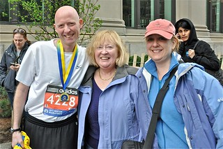 Celebration: Boston Marathon Finisher | by Peter Morville