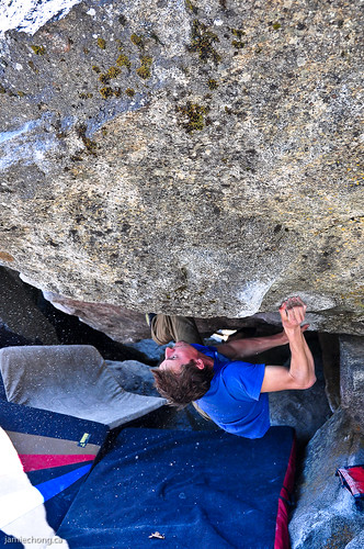 Alex Savage on Thunderdome - V10 | by jamiechong