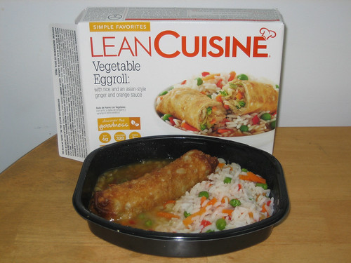 lean cuisine simple favorites vegetable eggroll click