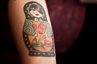 A tattoo within a tattoo within a tattoo within a tattoo, perhaps? | by Sudden Fiction