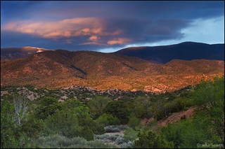 Sangre de Cristo Sunset #2415 | by Mike Spieth