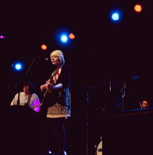 jessica lea mayfield at world cafe live | by dothezonk