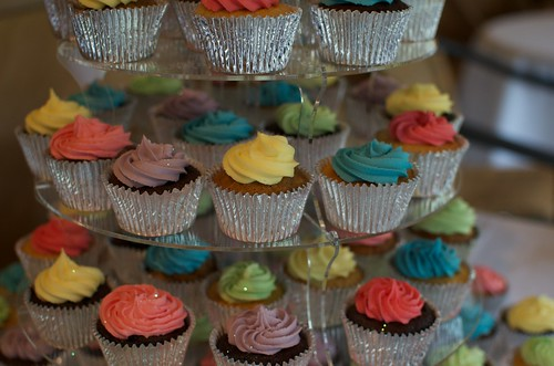 Cupcakes! Colours! Glitter! | by Zakalawe